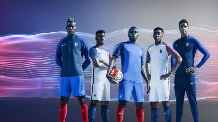 55864e2bf64 Kodus mängiv tugev Prantsusmaa meeskond mängib sel aastal Nike vormidega