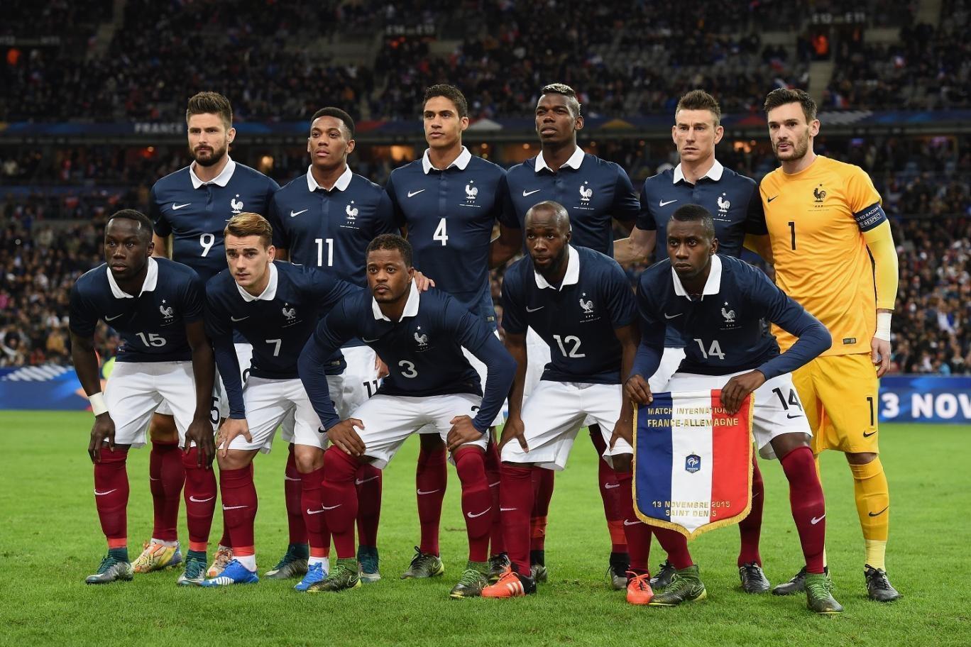 7bd0a674a82 Prantsusmaa rahvuskoondis: tugevad asjaolude kiuste | Sportland Magazine