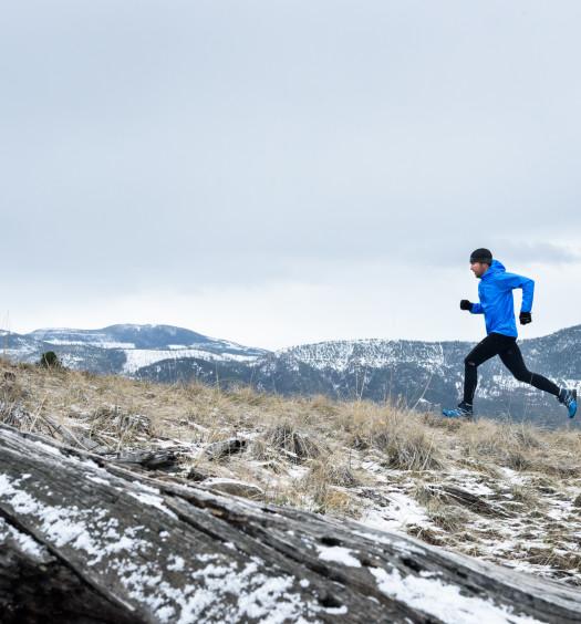 Jooksmine talvel