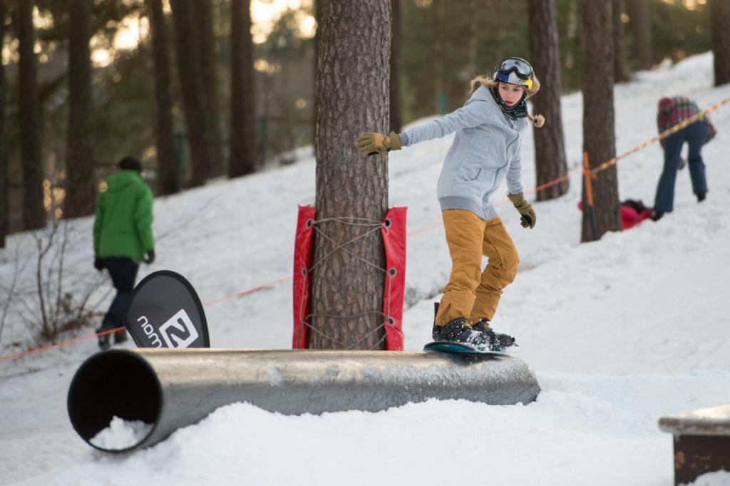 Nõmme lumepark Slopestyle Jam
