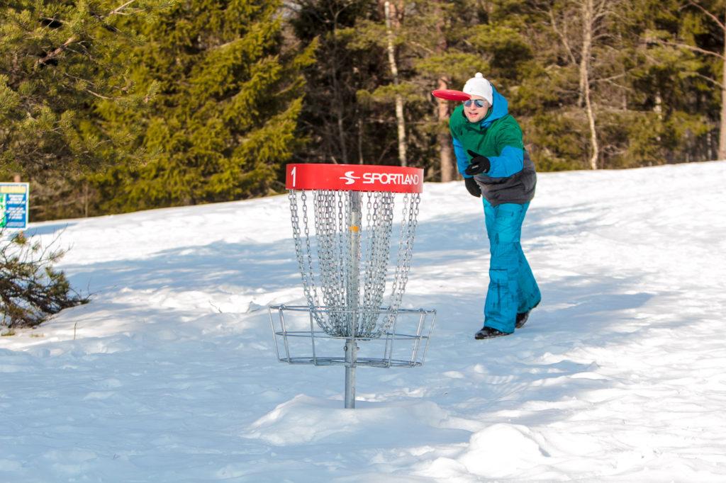 Disc golf Kõrvemaal