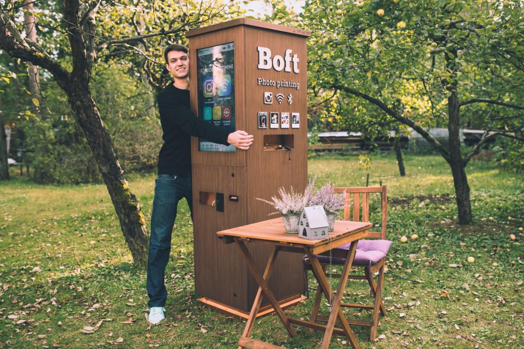 Martin ja pildiautomaat