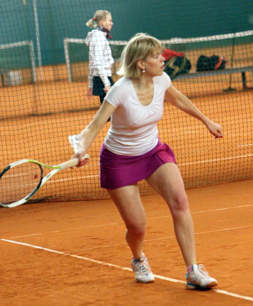 Turniiril osaledes saab tennisemängija enda võimetest selgema pildi.
