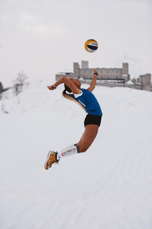 Sport teeb seest soojaks Helen Hunt