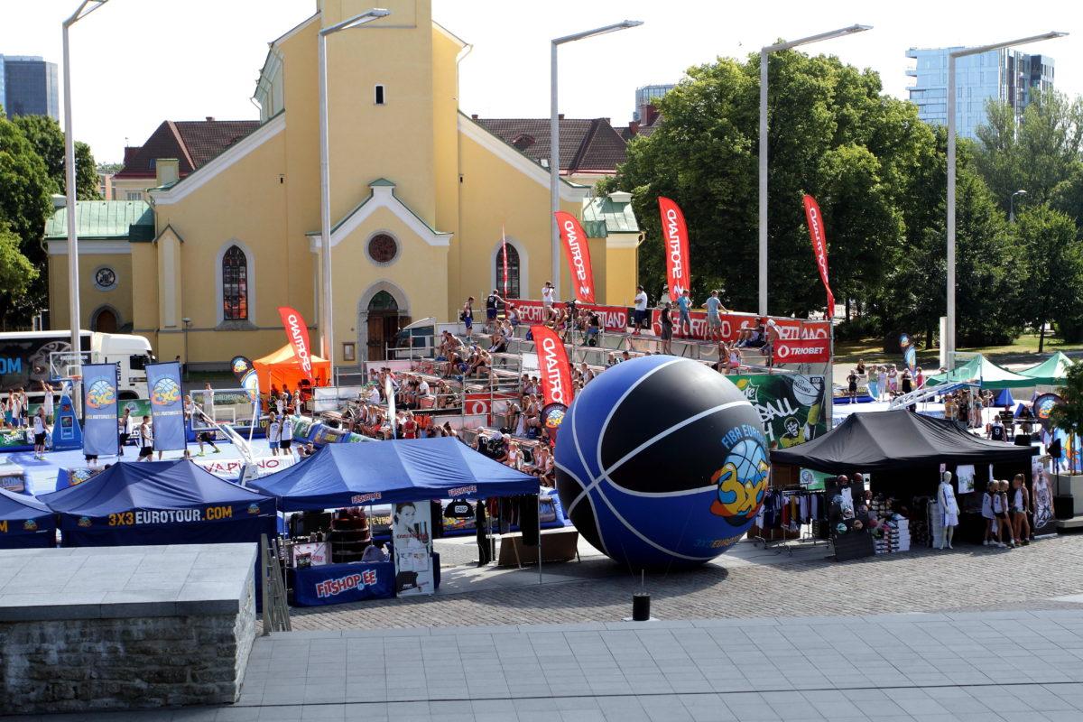 Tallinn tänavakorvpall