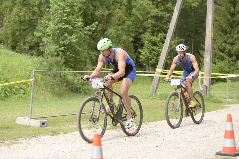 Kõrvemaa triatlon