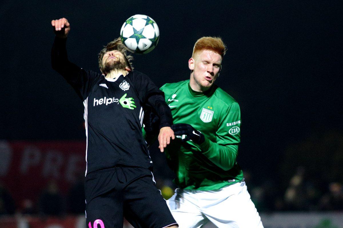 Nõmme Kalju - FC Flora Premium liigas