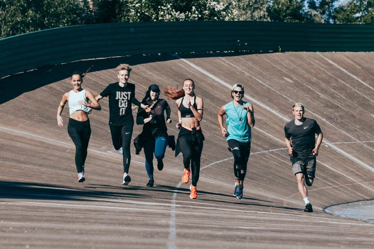 Nike noortejooks
