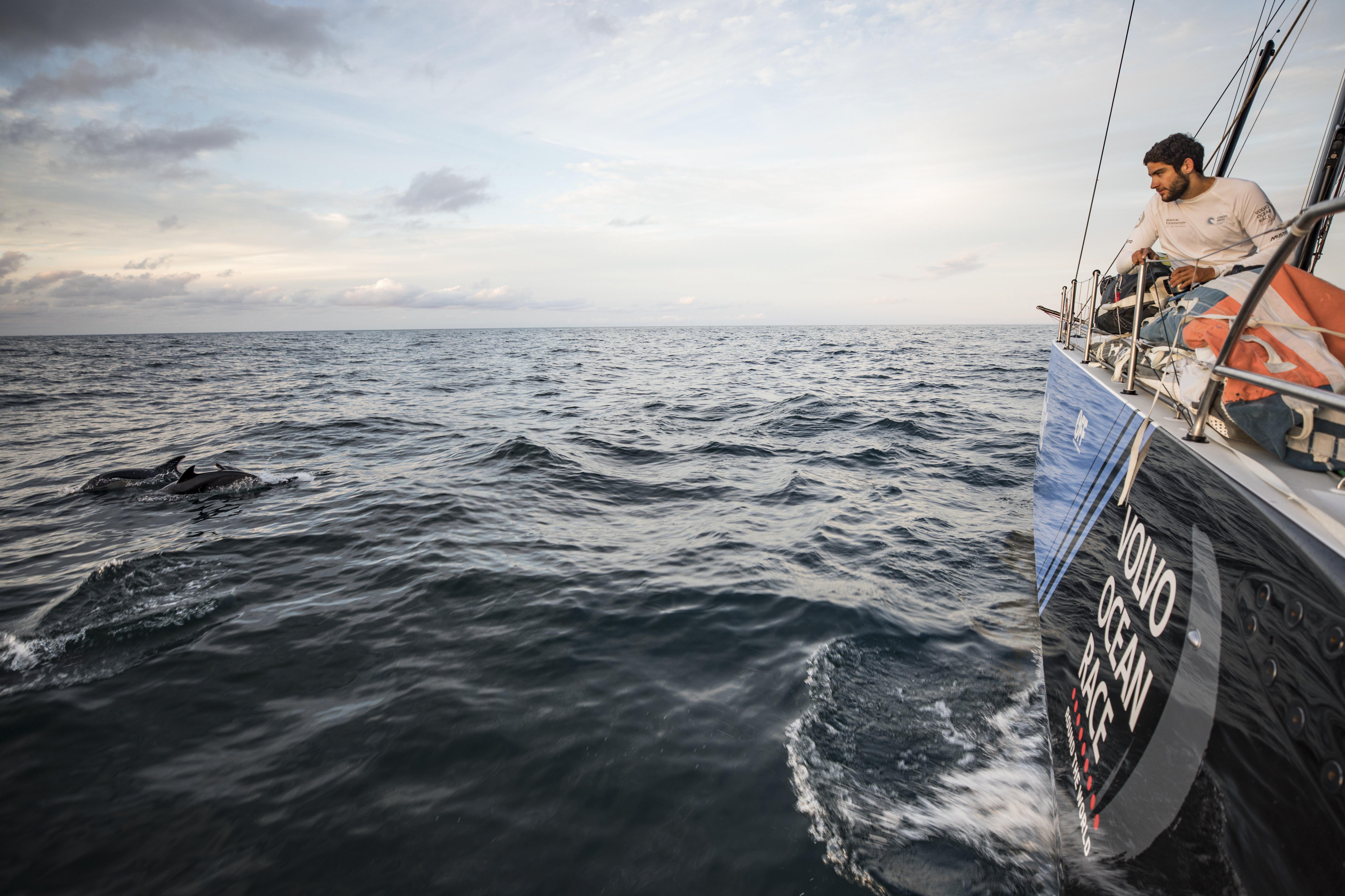 Jeremie Lecaudey/Volvo Ocean Race