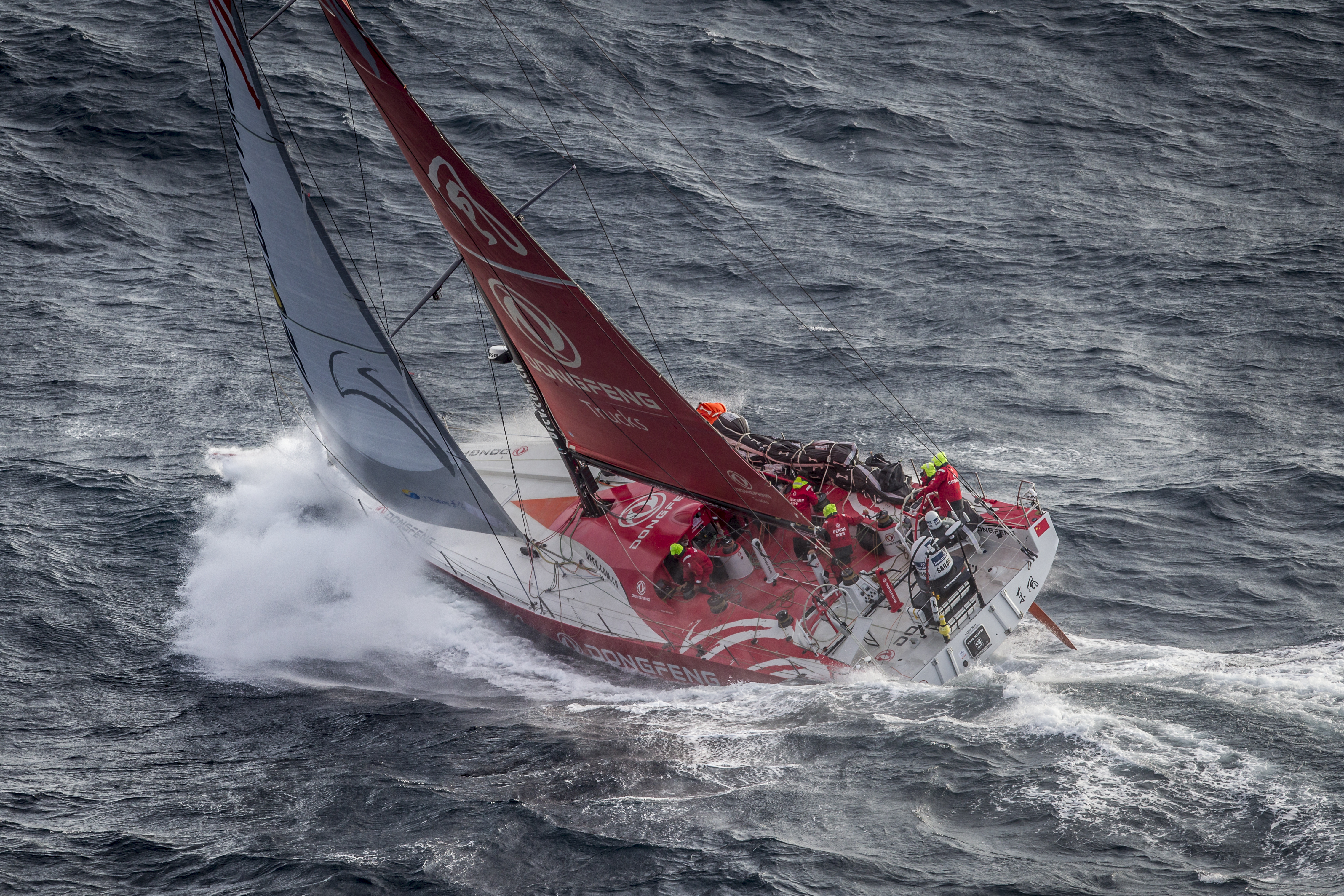 Foto: Ainhoa Sanchez /Volvo Ocean Race