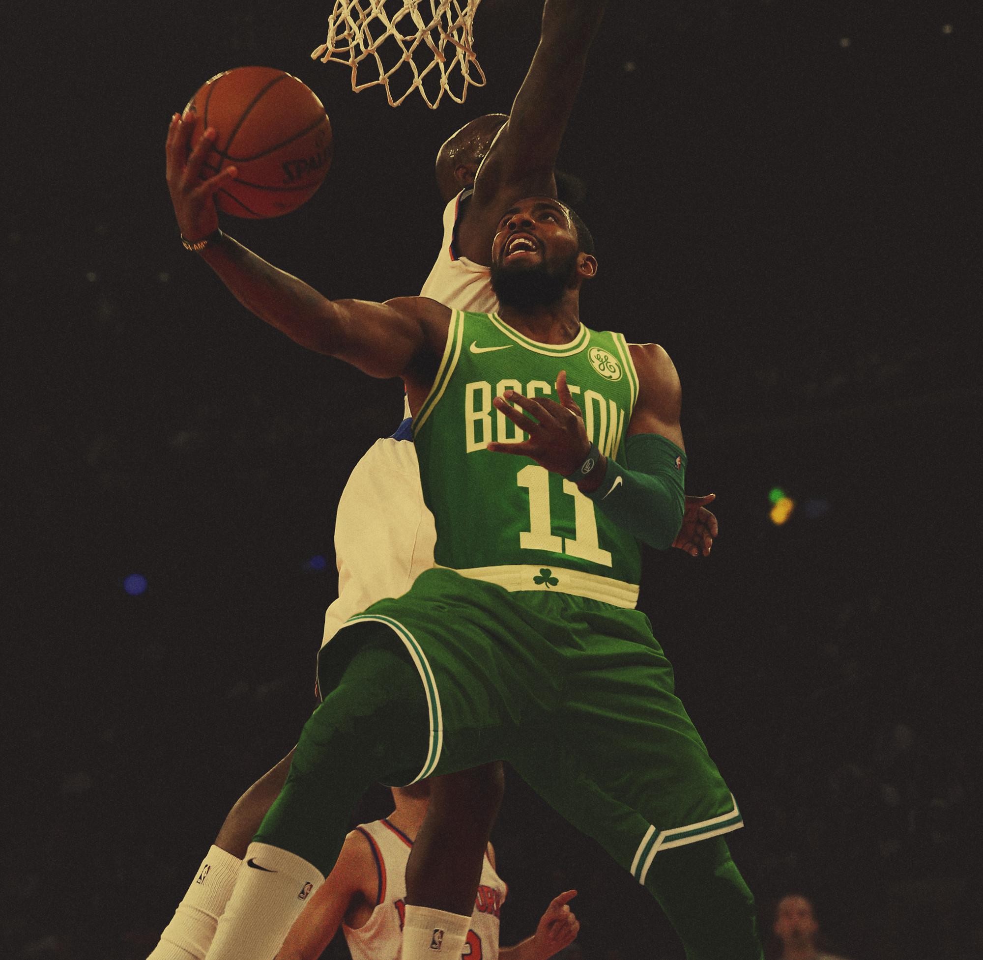 NBA ja Nike