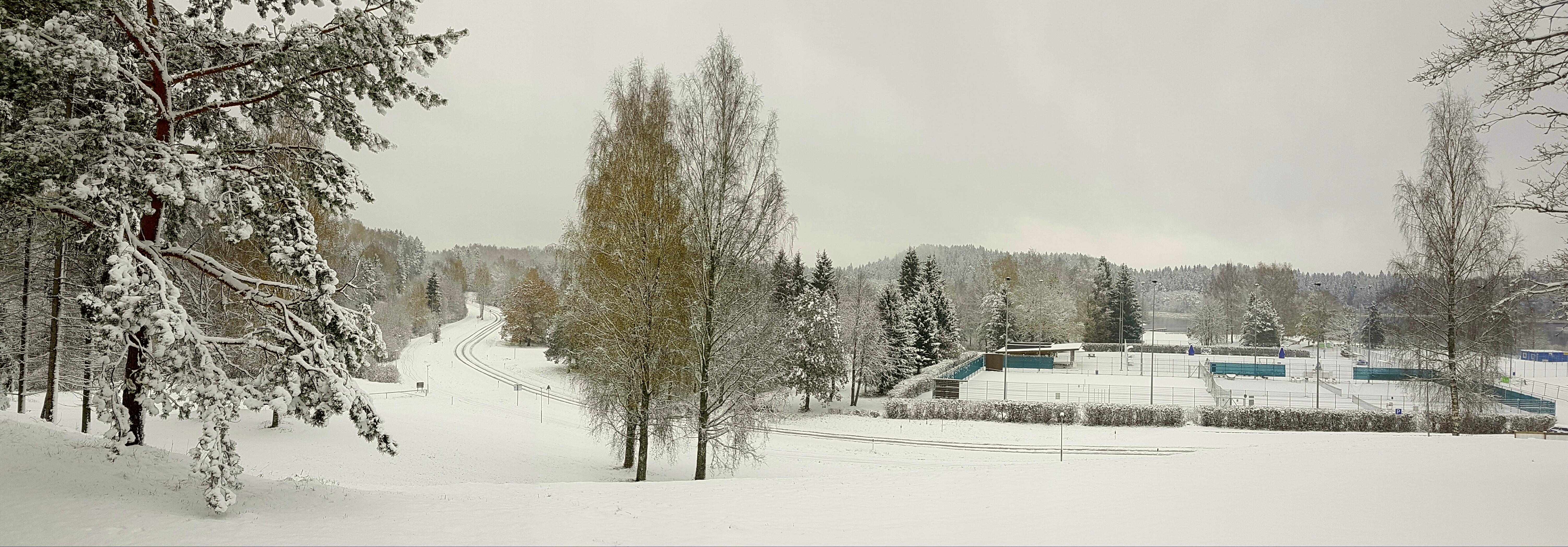 Talv Käärikul