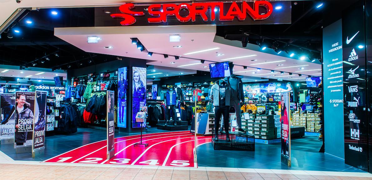 Sportland Kristiine kaubanduskeskuses