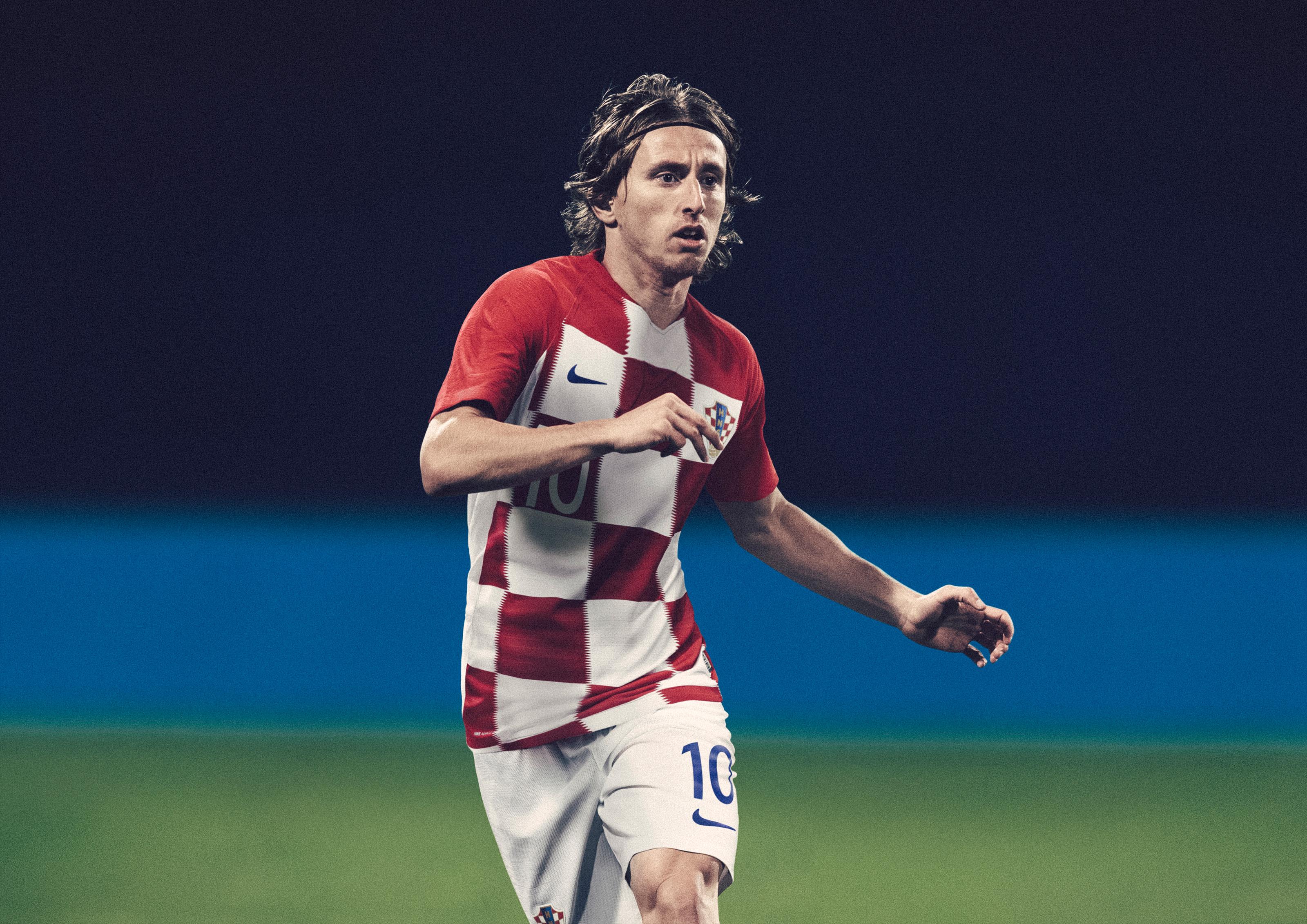Horvaatia liider Modric
