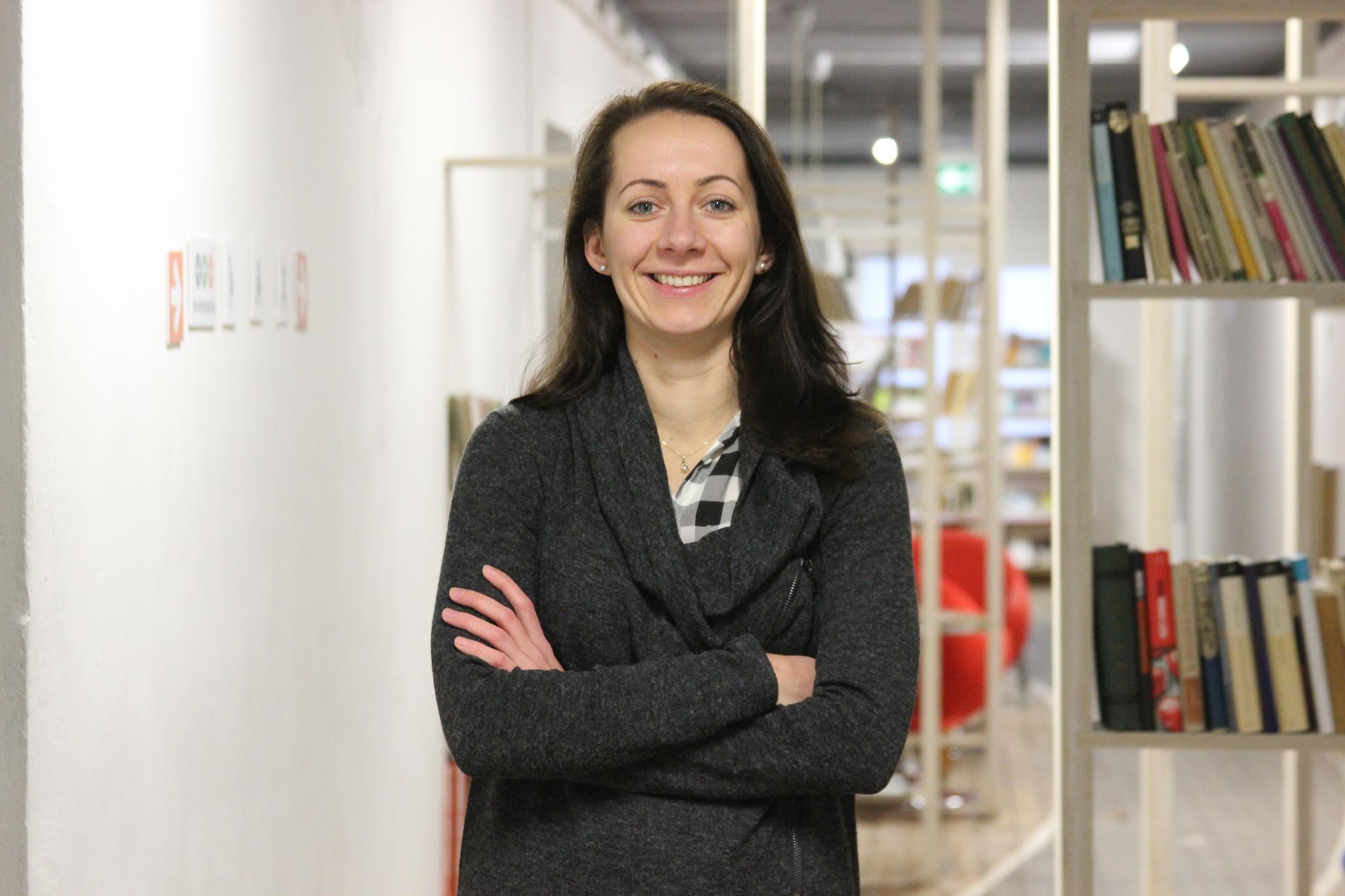 Snežana Stoljarova Foto Maria Laanjärv