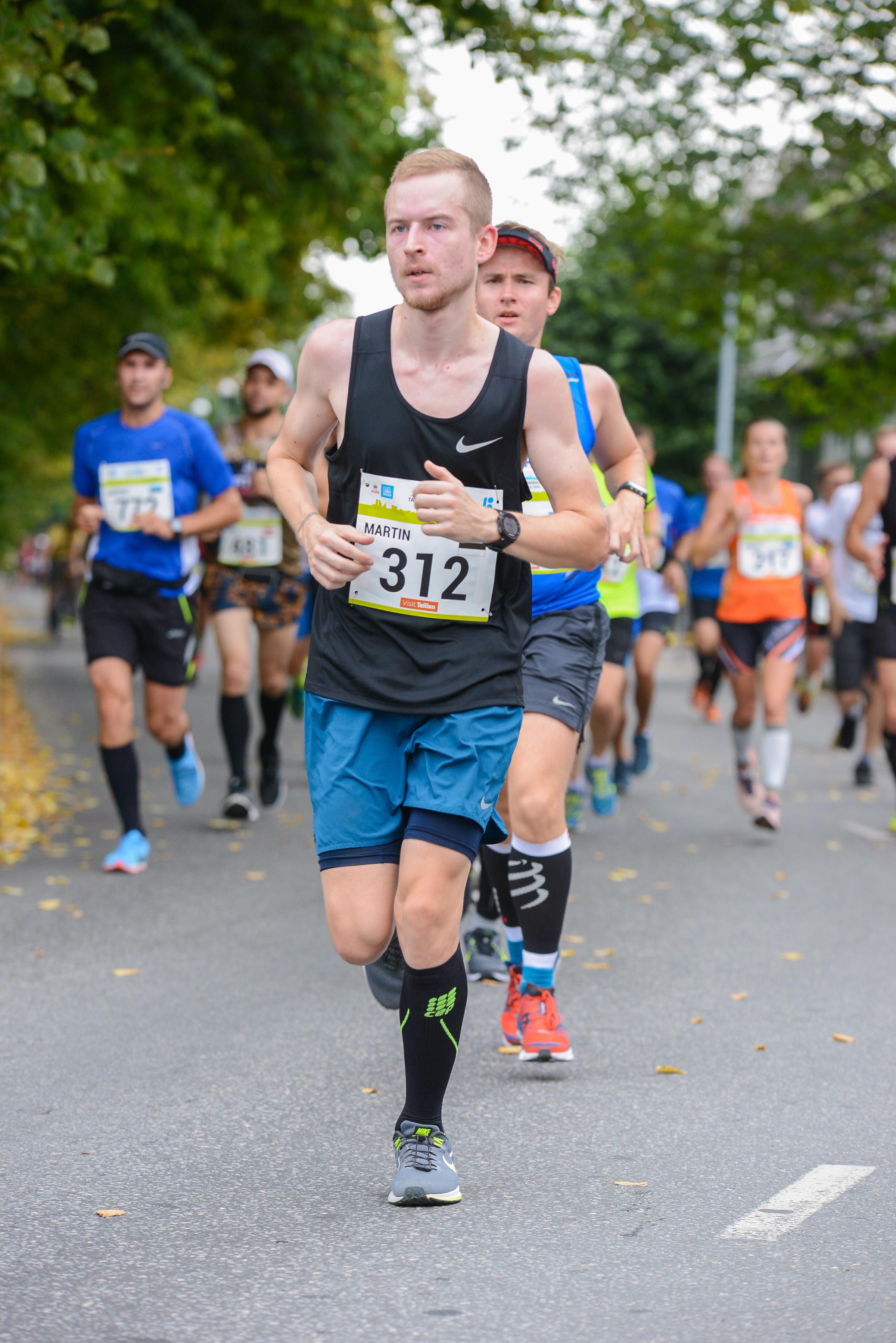 Tallinna Maratonil