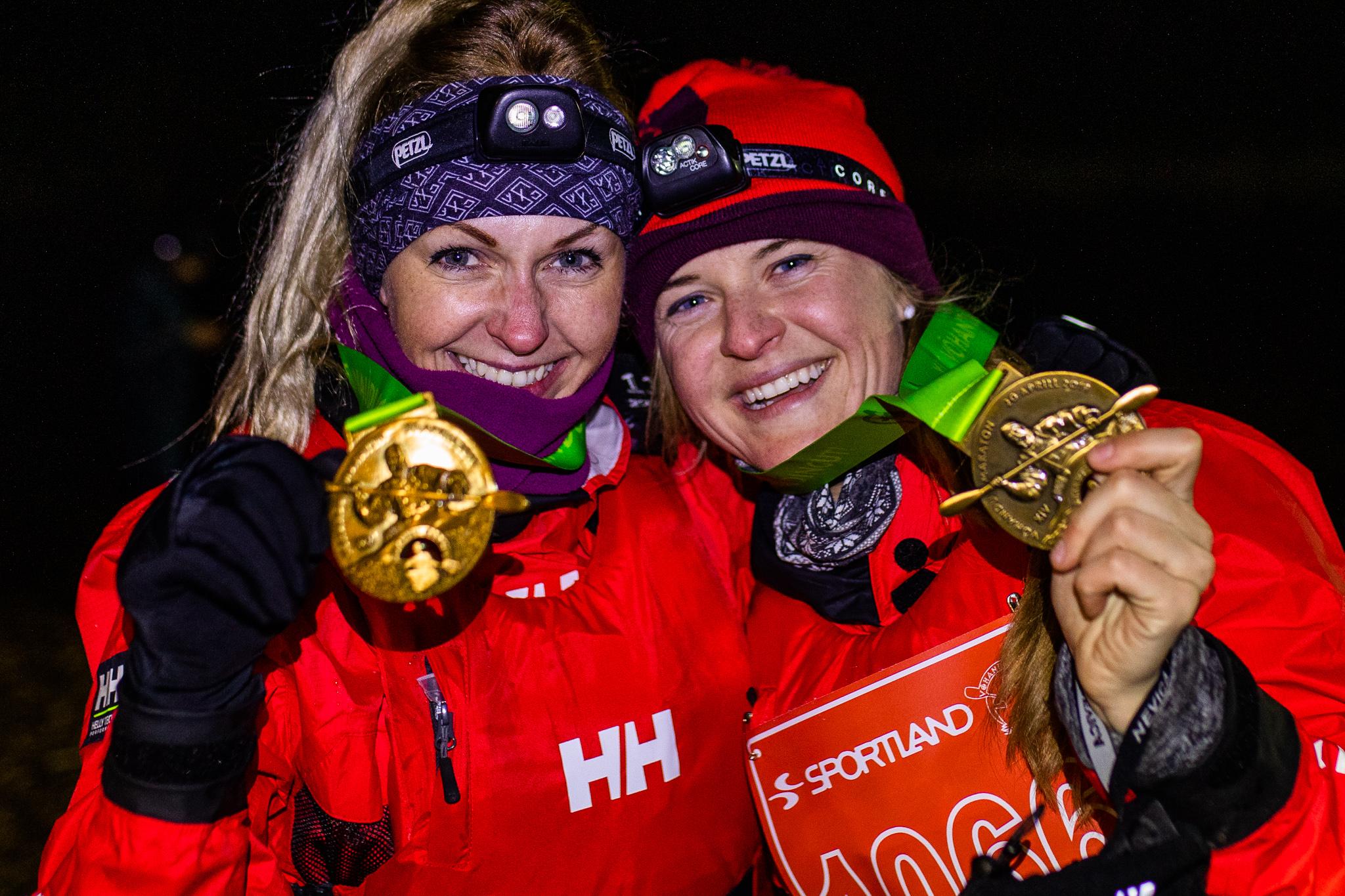 Edita ja Monika