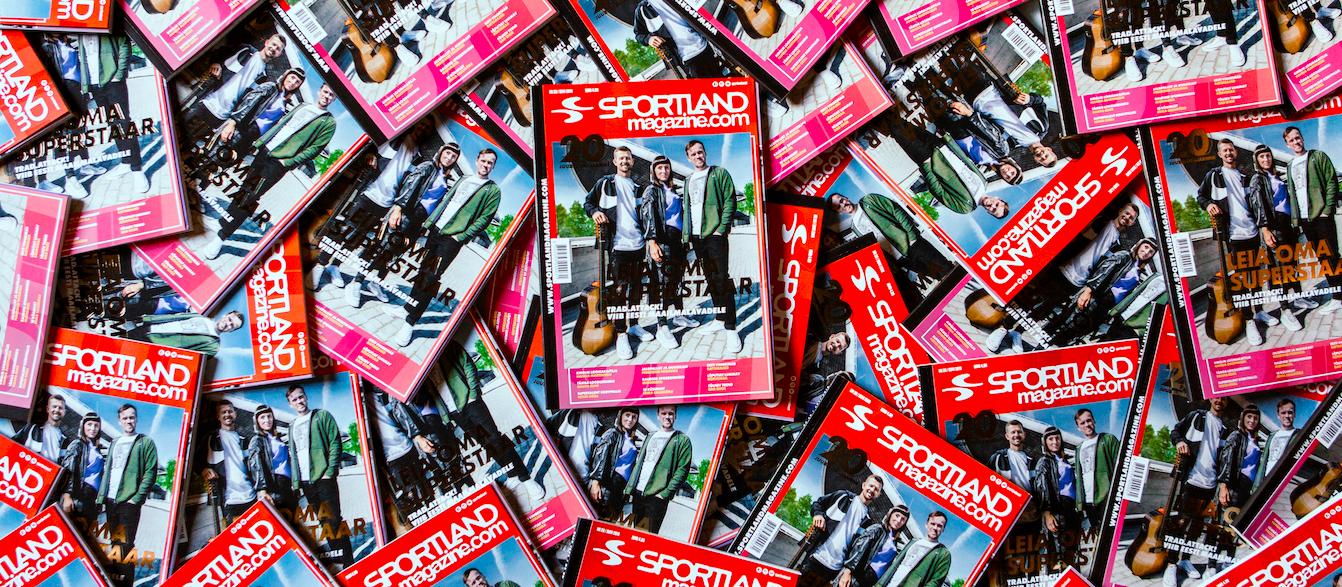 Sportland Magazine 20