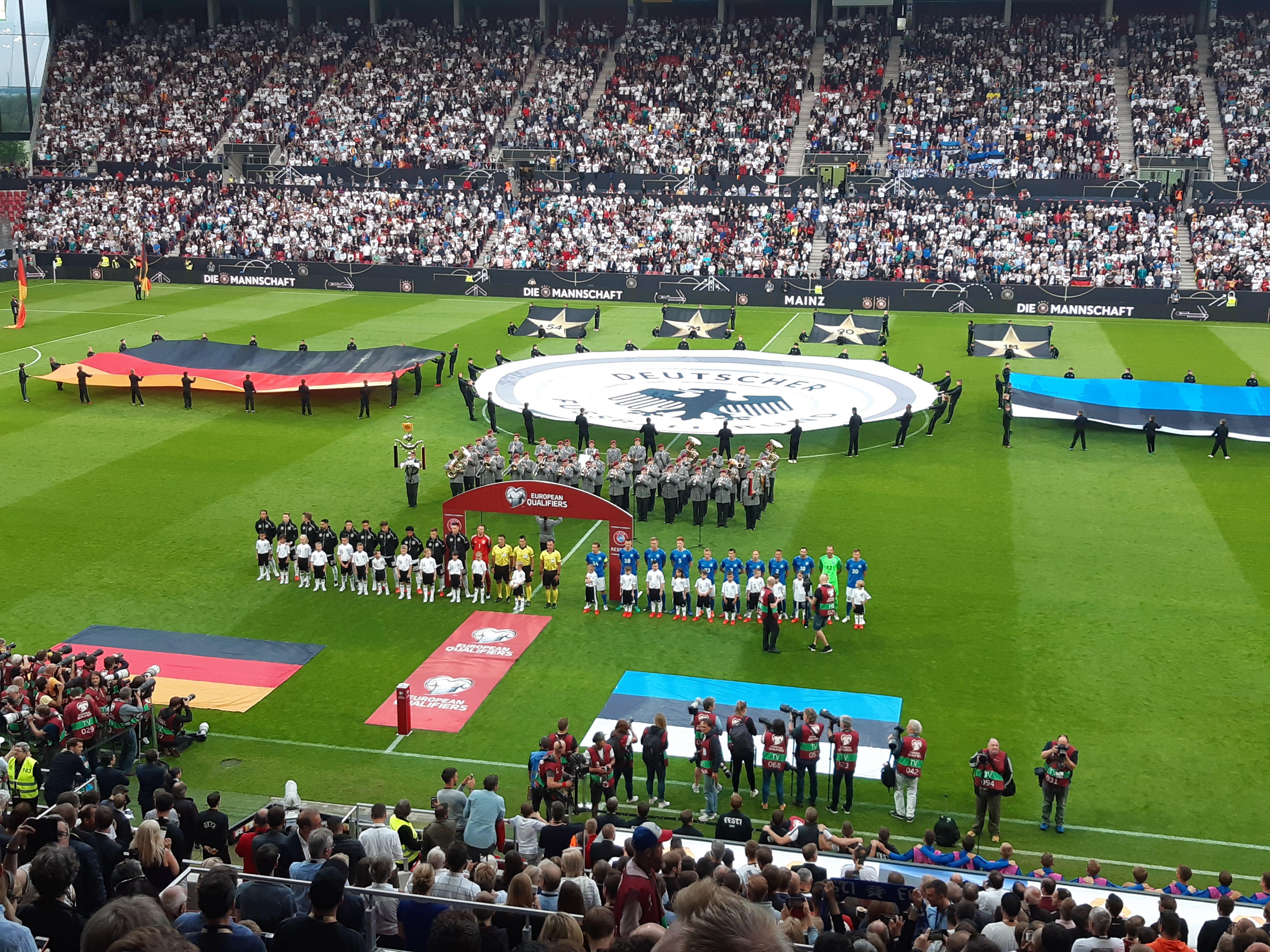 Eesti-Saksa jalgpall