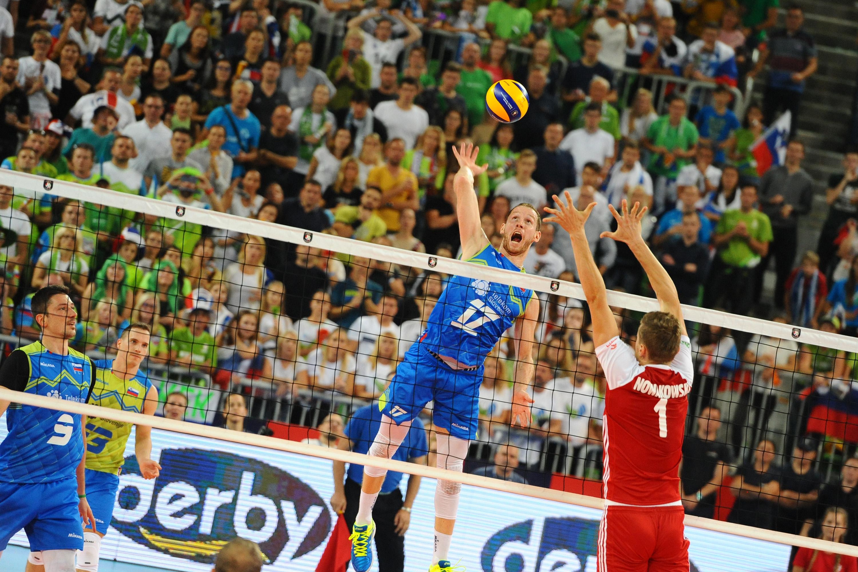 Hetk poolfinaalist Sloveenia - Poola