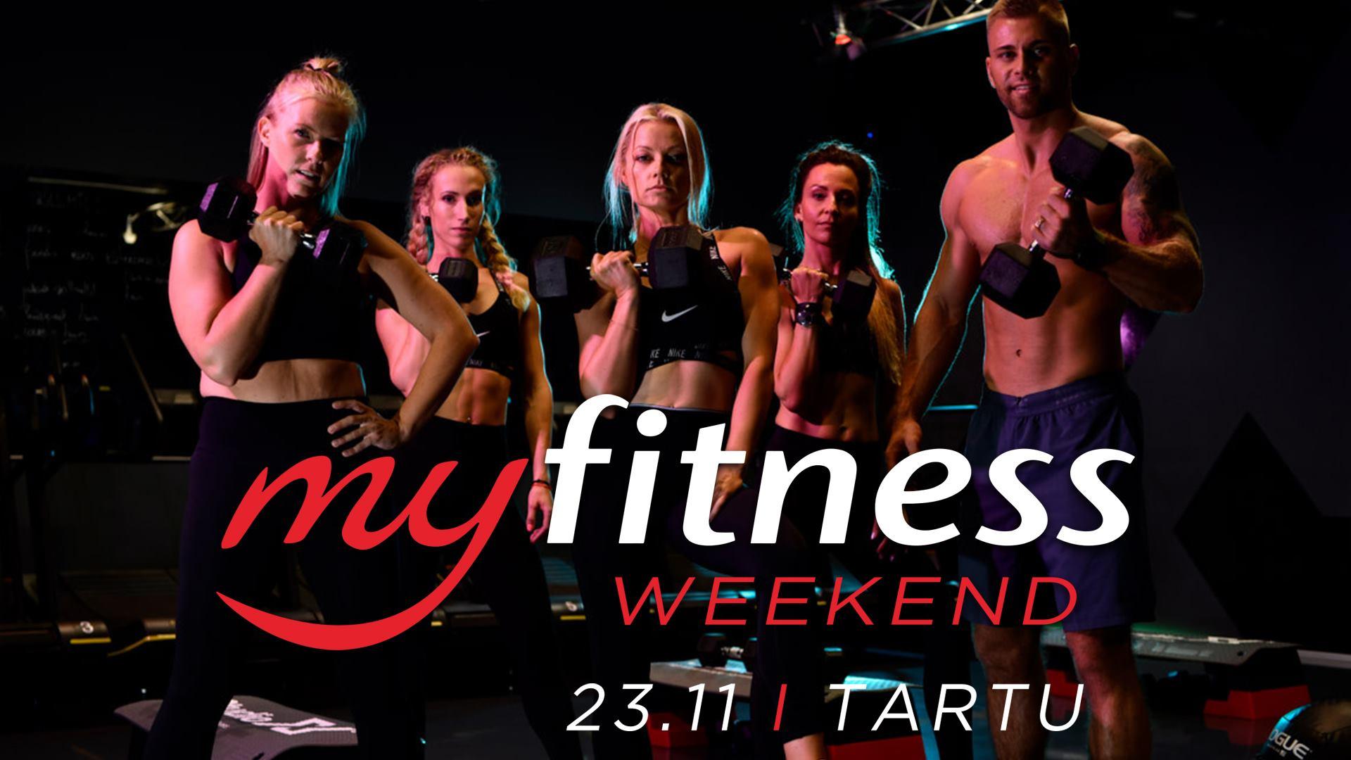 MyFitness Weekend