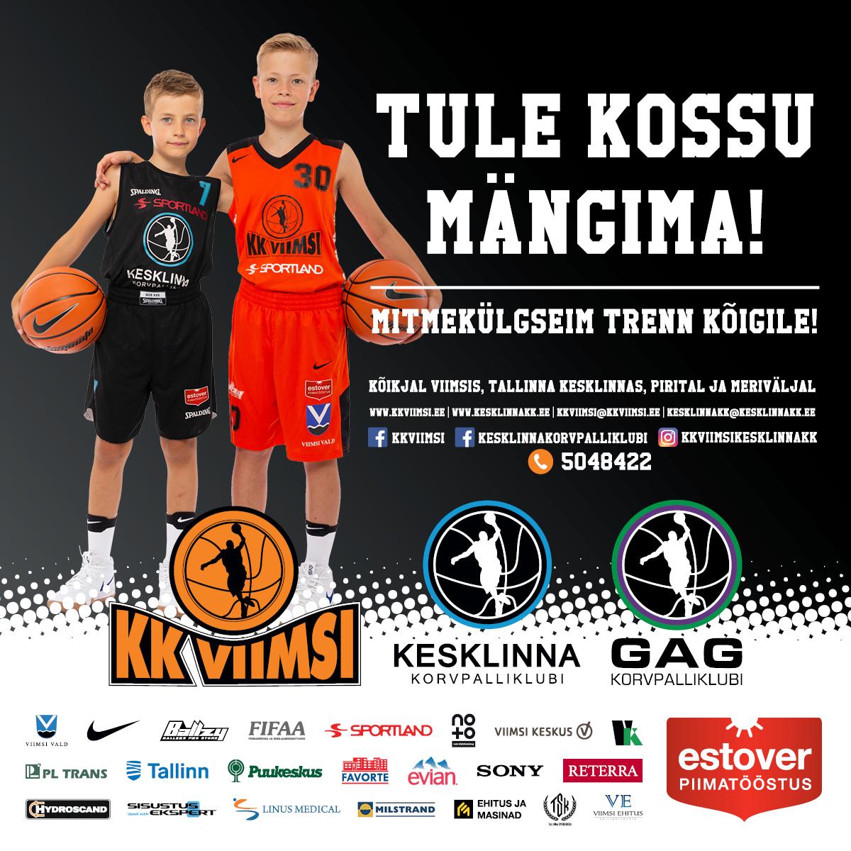Tule Kossu Mängima 2019.KKV