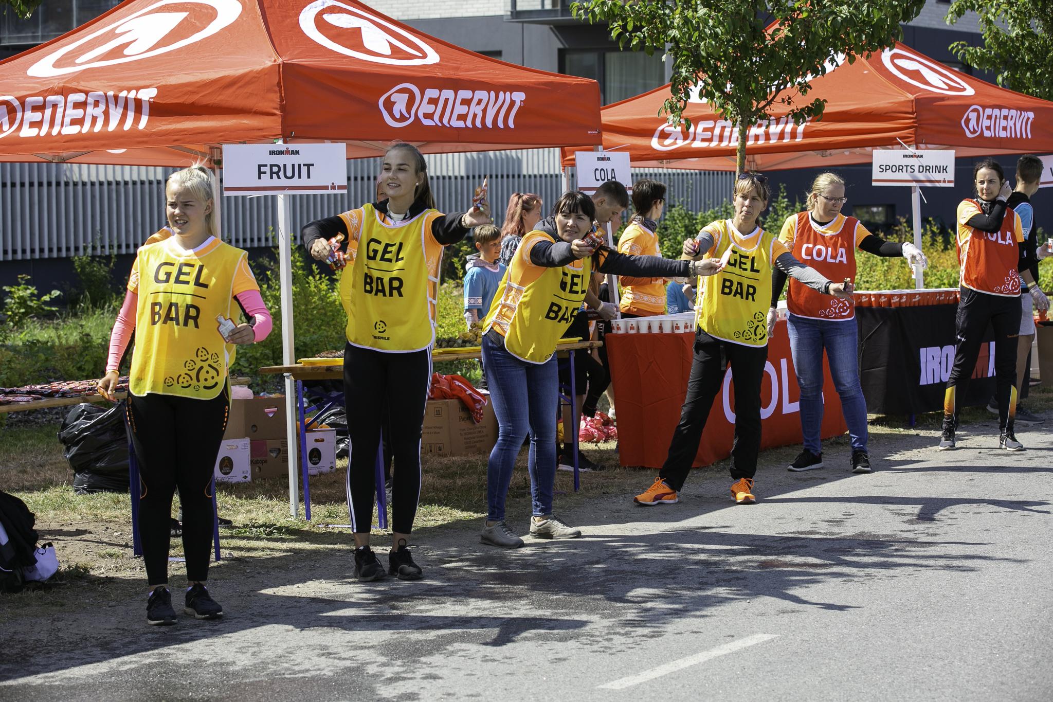 Ironman vabatahtlikud