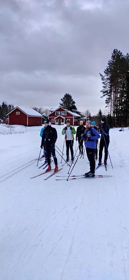 Tahko Snow Camp