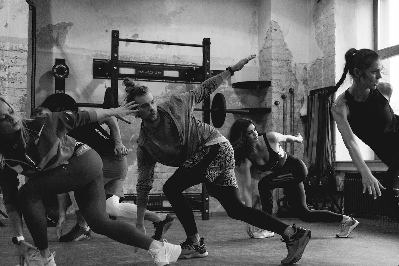 Nike Training Day 2020