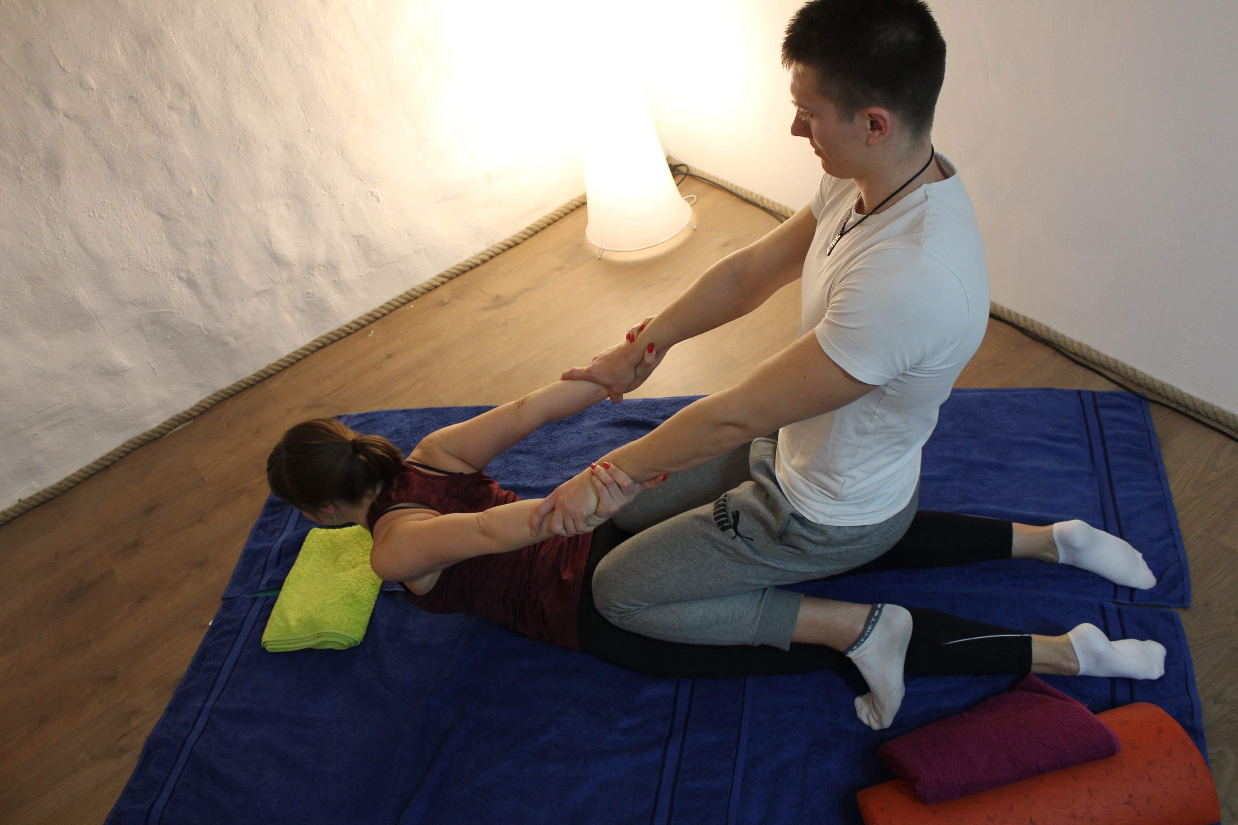 Harrastussport ja massaaž