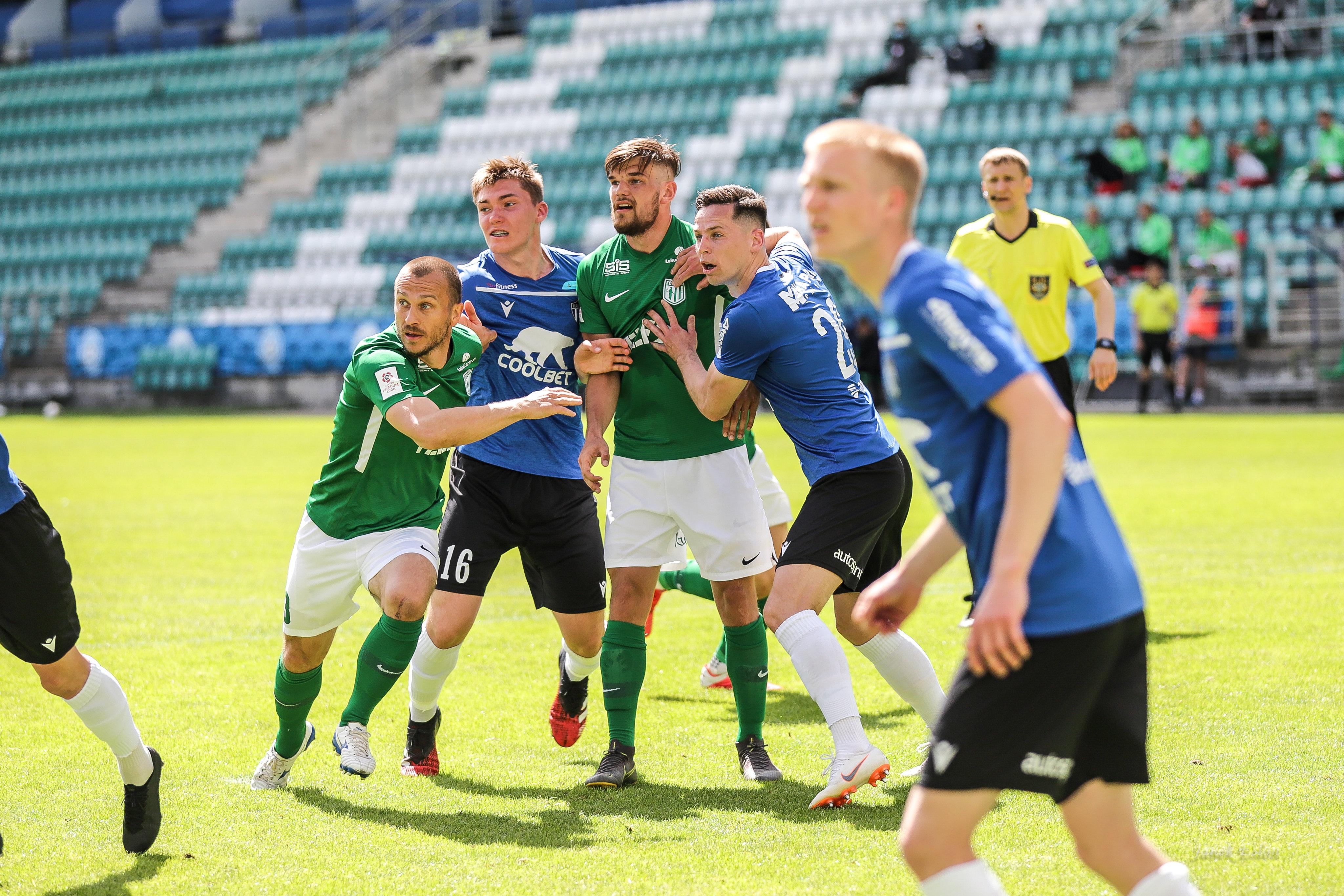 FC Flora / Nõmme Kalju FC