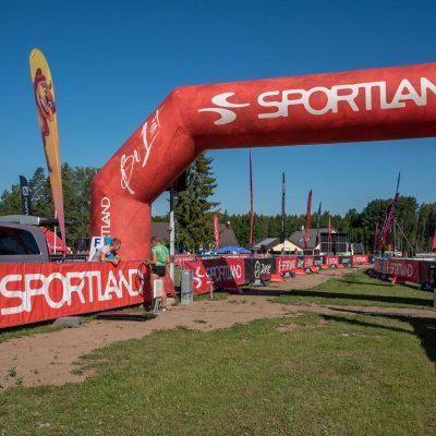 Sportland Kõrvemaa triatlon