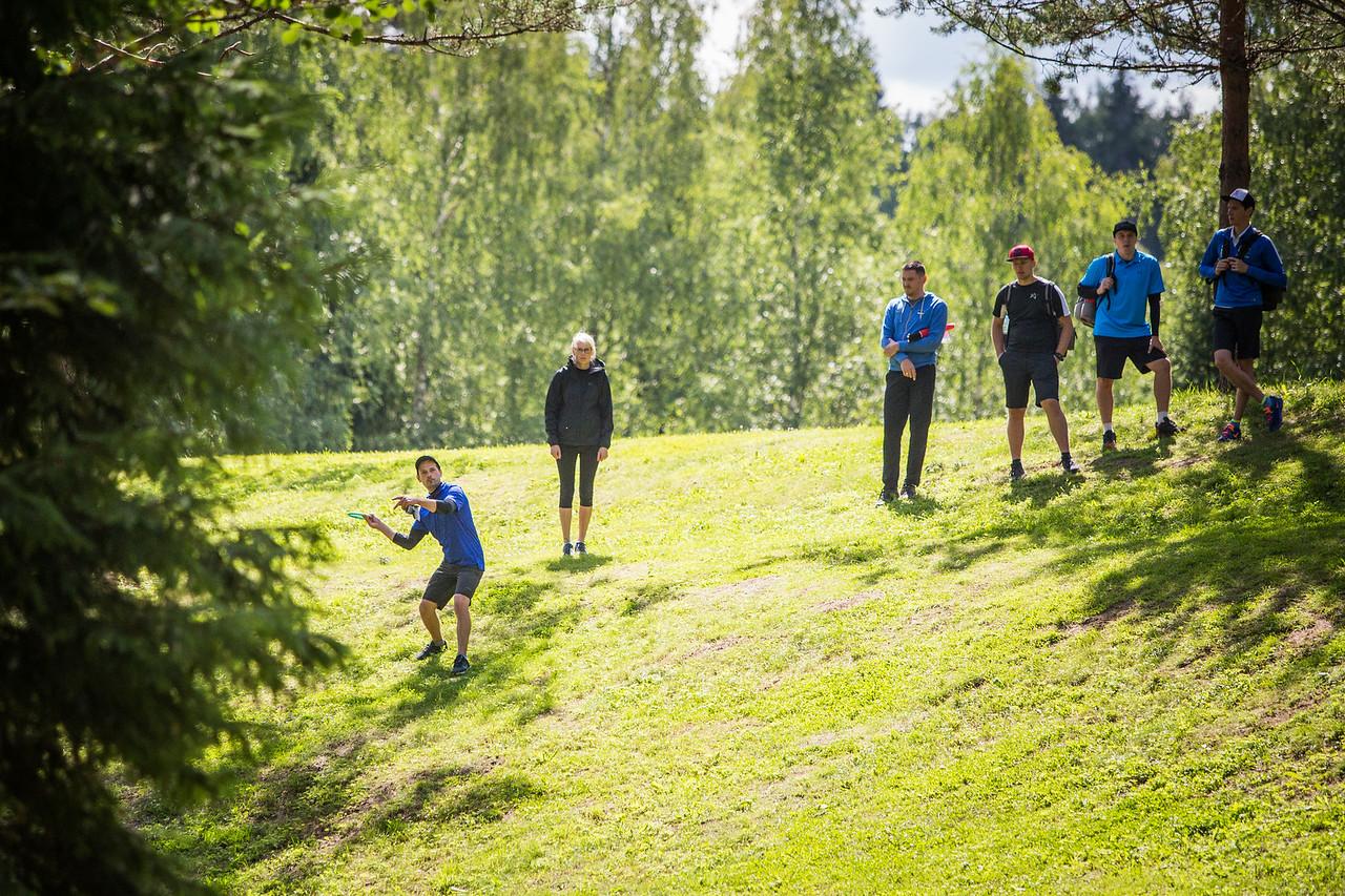Sportland Kõrvemaa discgolf